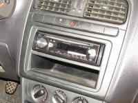 Фотография установки магнитолы Pioneer DEH-S5000BT в Volkswagen Polo V