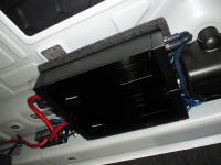 Установка усилителя Pioneer PRS-D800 в Volkswagen Polo V