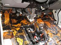 Установка Comfort Mat Dark D3 в Volkswagen Crafter II