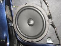 Установка акустики Focal Universal ISU200 в Volkswagen Tiguan