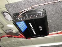 Установка усилителя Art Sound XE 1K в Volkswagen Passat CC