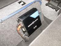 Установка усилителя Art Sound XE 1K в Mercedes GL (X164)