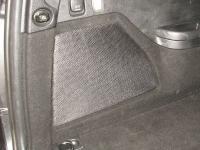 Установка сабвуфера Helix K 10W в Mercedes GL (X164)