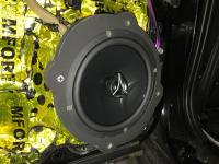 Установка акустики Hertz ECX 165.5 в Mazda 3