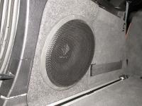 Установка сабвуфера Helix K 12W в BMW X5 (F15)