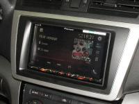 Фотография установки магнитолы Pioneer AVH-Z5100BT в Mazda 6 (II)