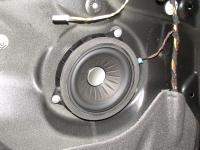 Установка акустики Eton B 100 W в BMW 3 (F30)