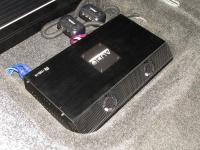 Установка усилителя Audio System R-110.4 в Chevrolet TrailBlazer