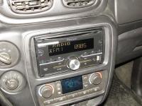 Фотография установки магнитолы Pioneer FH-X730BT в Chevrolet TrailBlazer