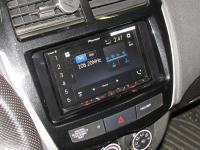 Фотография установки магнитолы Pioneer AVH-Z5100BT в Peugeot 4008