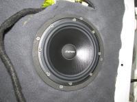 Установка акустики Eton POW 160.2 Compression в Citroen DS3
