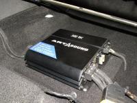 Установка усилителя Art Sound XE 1K в Citroen DS3