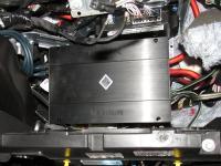 Установка усилителя Helix M FOUR в Ford Focus 3
