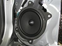 Установка акустики Focal Universal ISU200 в Toyota Land Cruiser 150