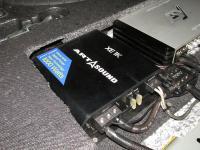 Установка усилителя Art Sound XE 1K в Mazda 6 (III)