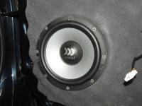 Установка акустики Morel Maximo Ultra 602 в KIA Optima