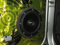 Установка акустики Eton POW 160.2 Compression в Renault Duster