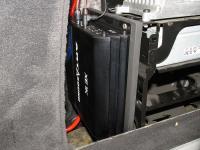 Установка усилителя Art Sound XE 1K в Audi A6 (C6)