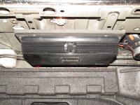 Установка усилителя Audio System M-90.4 в Toyota Camry V40