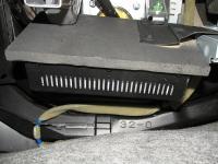 Установка усилителя Pioneer DEQ-S1000A в Nissan X-Trail (T32)