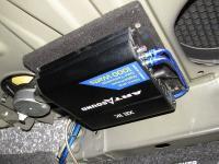 Установка усилителя Art Sound XE 1K в Honda Accord 9