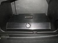 Установка усилителя Audio System M-90.4 в BMW X6 (E71)