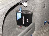Установка усилителя Art Sound XE 1K в Skoda Octavia (A7)