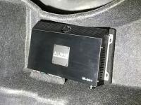 Установка усилителя Audio System M-90.4 в BMW 2 (F45)