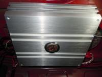 Установка усилителя DLS MA23 в Toyota Carina