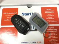 Установка StarLine A93 2CAN+2LIN GSM в Citroen C4 Picasso