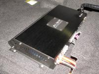 Установка усилителя Audio System R-110.4 в Toyota Land Cruiser 150