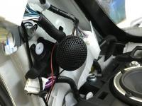 Установка акустики Eton CX 260 в Toyota Land Cruiser 150