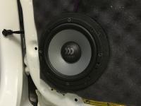 Установка акустики Morel Maximo Ultra 602 в KIA Rio X-line