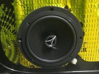 Установка акустики Hertz ECX 165.5 в UAZ Patriot