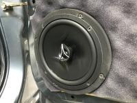 Установка акустики Hertz ECX 165.5 в Suzuki Grand Vitara