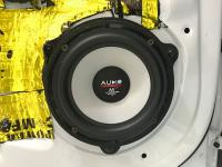 Установка акустики Audio System M 165 EVO в Audi A6 (C7)