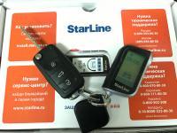 Установка StarLine A93 2CAN+2LIN GSM в Skoda Yeti