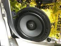 Установка акустики Morel Maximo Ultra 602 в Skoda Octavia (A7)