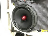 Установка акустики Pioneer TS-M650PRO в Skoda Octavia (A7)