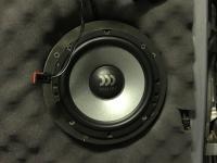 Установка акустики Morel Tempo Ultra 602 в Ford Galaxy