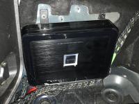 Установка усилителя Alpine PDX-V9 в BMW GT3 (F34)