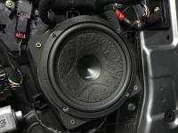 Установка акустики Hertz ESK 165L.5 в Hyundai Santa Fe (III)