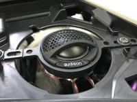 Установка акустики Audison AV 1.1 в Mazda 3 (III)