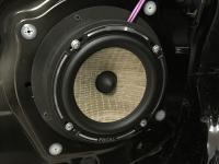 Установка акустики Focal Performance PS 165 FX woofer в Mazda 3 (III)