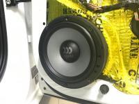 Установка акустики Morel Maximo Ultra 602 в Skoda Superb III (B8)