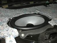 Установка акустики Morel Tempo Ultra Integra 692 в Toyota Camry V50