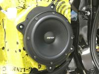 Установка акустики Eton POW 200.2 Compression в Subaru Legacy VI (BN)