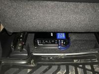 Установка усилителя Art Sound XE 1K в Mitsubishi Pajero Sport III