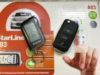 Установка StarLine A93 2CAN+2LIN GSM в Volkswagen Polo V