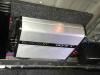 Установка усилителя JL Audio JX1000/1D в Subaru Legacy VI (BN)